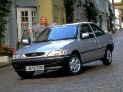 opony do Ford Escort VI [1992 .. 1995] [EUDM] Hatchback, 3d
