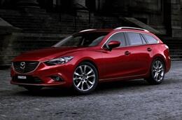 Mazda Atenza III (GJ) Estate