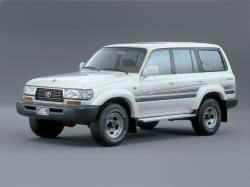 Toyota Land Cruiser wheels and tires specs icon