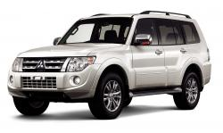 Mitsubishi Montero IV Closed Off-Road Vehicle
