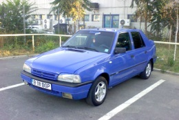 Dacia SupeRNova I Liftback