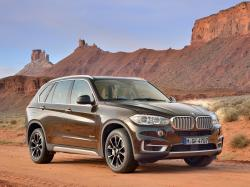 BMW X5 III (F15) Closed Off-Road Vehicle