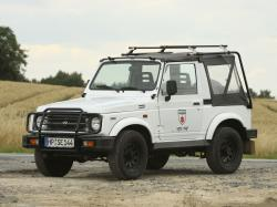Suzuki Jimny II (Samurai) Closed Off-Road Vehicle