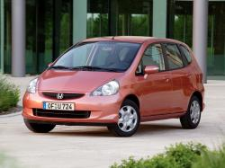 Honda Jazz GD, GE Hatchback