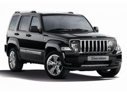 Jeep Cherokee KK SUV