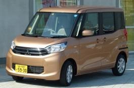 Mitsubishi eK Space I Hatchback