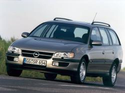Opel Omega B Estate
