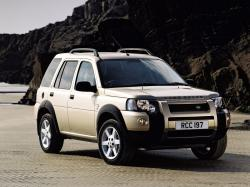 Land Rover Freelander I Closed Off-Road Vehicle