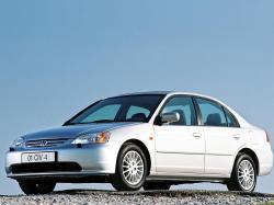 Honda Civic VII Saloon