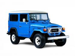 トヨタ ランドクルーザー 40 Series Closed Off-Road Vehicle