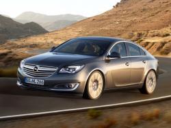 Opel Insignia A Restyling Liftback