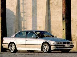 BMW 7 Series III (E38) Saloon