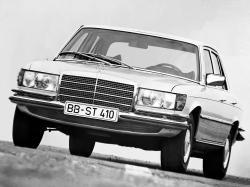 Mercedes-Benz S-Class I (W116) Saloon