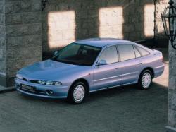 Mitsubishi Galant VII Hatchback