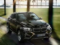 BMW X6 II (F16) Closed Off-Road Vehicle