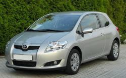 Toyota Auris I Hatchback