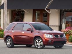 Pontiac Torrent Closed Off-Road Vehicle