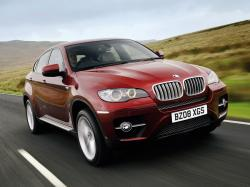 BMW X6 I (E71) Closed Off-Road Vehicle