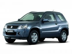 Suzuki Grand Vitara III Closed Off-Road Vehicle