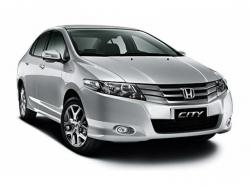 Honda City GM Saloon