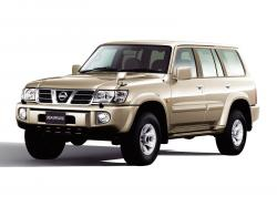日産 サファリ V (Y61) Closed Off-Road Vehicle