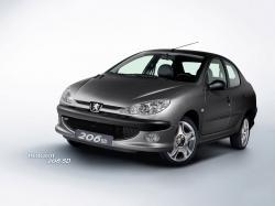 Peugeot 206 Saloon