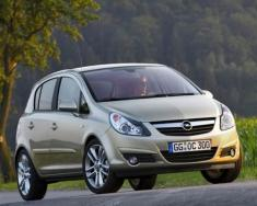 Opel Corsa D Restyling I Hatchback