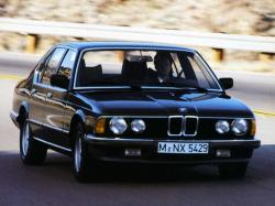 BMW 7 Series I (E23) Saloon