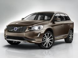 Volvo XC60 I Restyling Closed Off-Road Vehicle