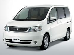 Suzuki Landy I MPV