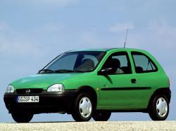 Opel Corsa B Hatchback