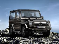 Mercedes-Benz G-Class II Restyling (W463) Closed Off-Road Vehicle