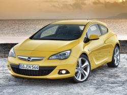 ícone de especificações de roda e pneus de Opel Astra GTC