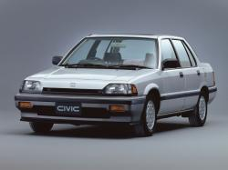 Honda Civic Ax/EC/SB Saloon