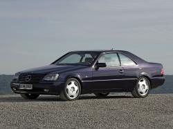 Mercedes-Benz CL-Class I (C140) Coupe