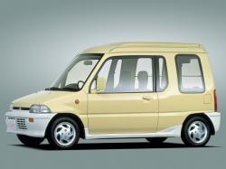 Mitsubishi Minica VI Hatchback