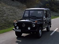 Mercedes-Benz G-Class I (W460; W461) Open Off-Road Vehicle