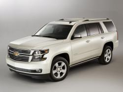 Chevrolet Tahoe IV Closed Off-Road Vehicle