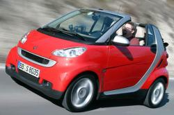 Smart Fortwo II Convertible