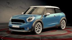 MINI Paceman I (R61) Closed Off-Road Vehicle
