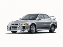 Mitsubishi Lancer Evolution  Specs of wheel sizes tires PCD