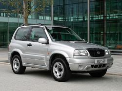 Suzuki Grand Vitara II Closed Off-Road Vehicle