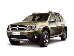 Renault Duster I Closed Off-Road Vehicle