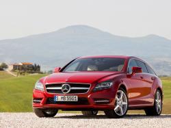 Mercedes-Benz CLS-Class C218/X218 Estate