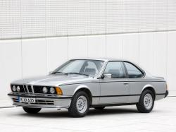 BMW 6 Series I (E24) Coupe