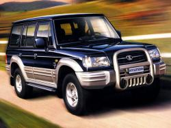ヒュンダイ Galloper I Closed Off-Road Vehicle