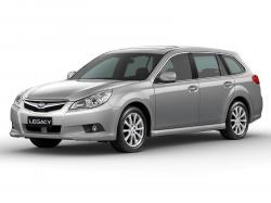 Subaru Legacy V Estate