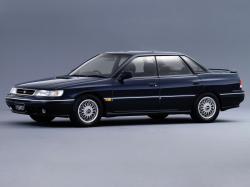 Subaru Legacy I Saloon