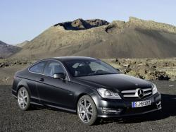 Mercedes-Benz C-Class III (W204/S204/C204) Restyling Coupe