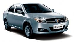 Geely MK I Restyling Saloon
